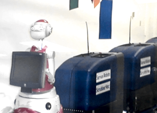 Robots in Commercial Cleaning: The Coming Robot Tsunami